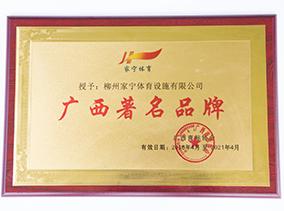 广西著名品牌