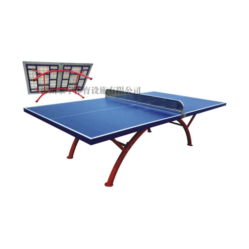 JN-B3 室外SMC乒乓球台(新国标)