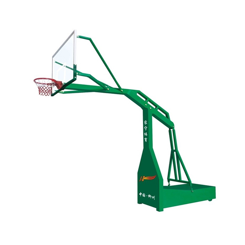 JN-A3 高桶移动透明篮球架