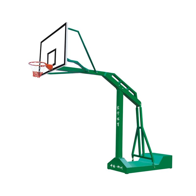JN-A5 底桶方管移动式篮球架