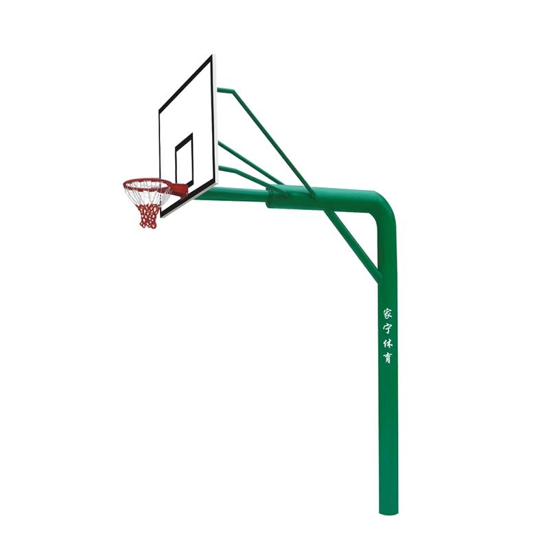 JN-A9埋地式篮球架 管径Φ219