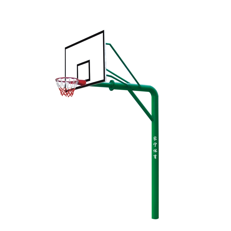 JN-A10 埋地式篮球架 管径Φ165