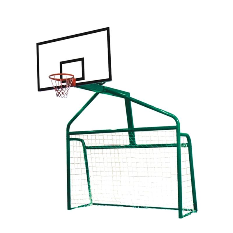 JN-A14 笼式篮球架