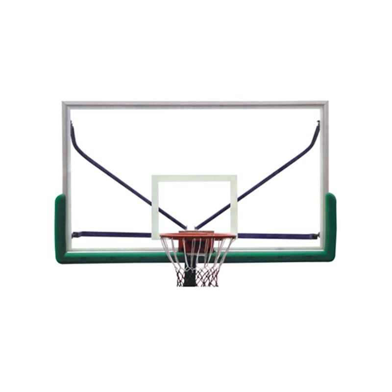 JN-A16安全钢化玻璃篮板
