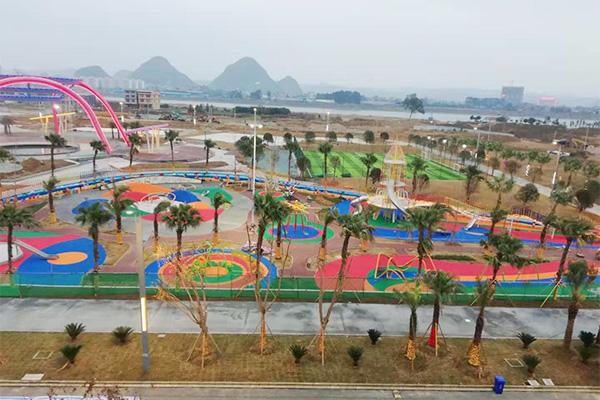 融安体育公园项目