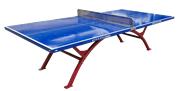 室外加厚铁面板乒乓球台